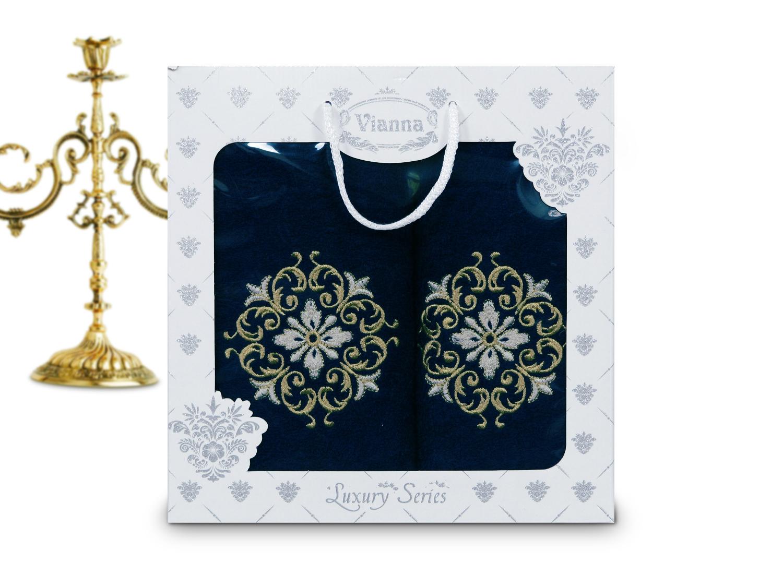 Купить Полотенца Vianna, Полотенце Terra (50х90 см, 70х140 см), Турция, Махра