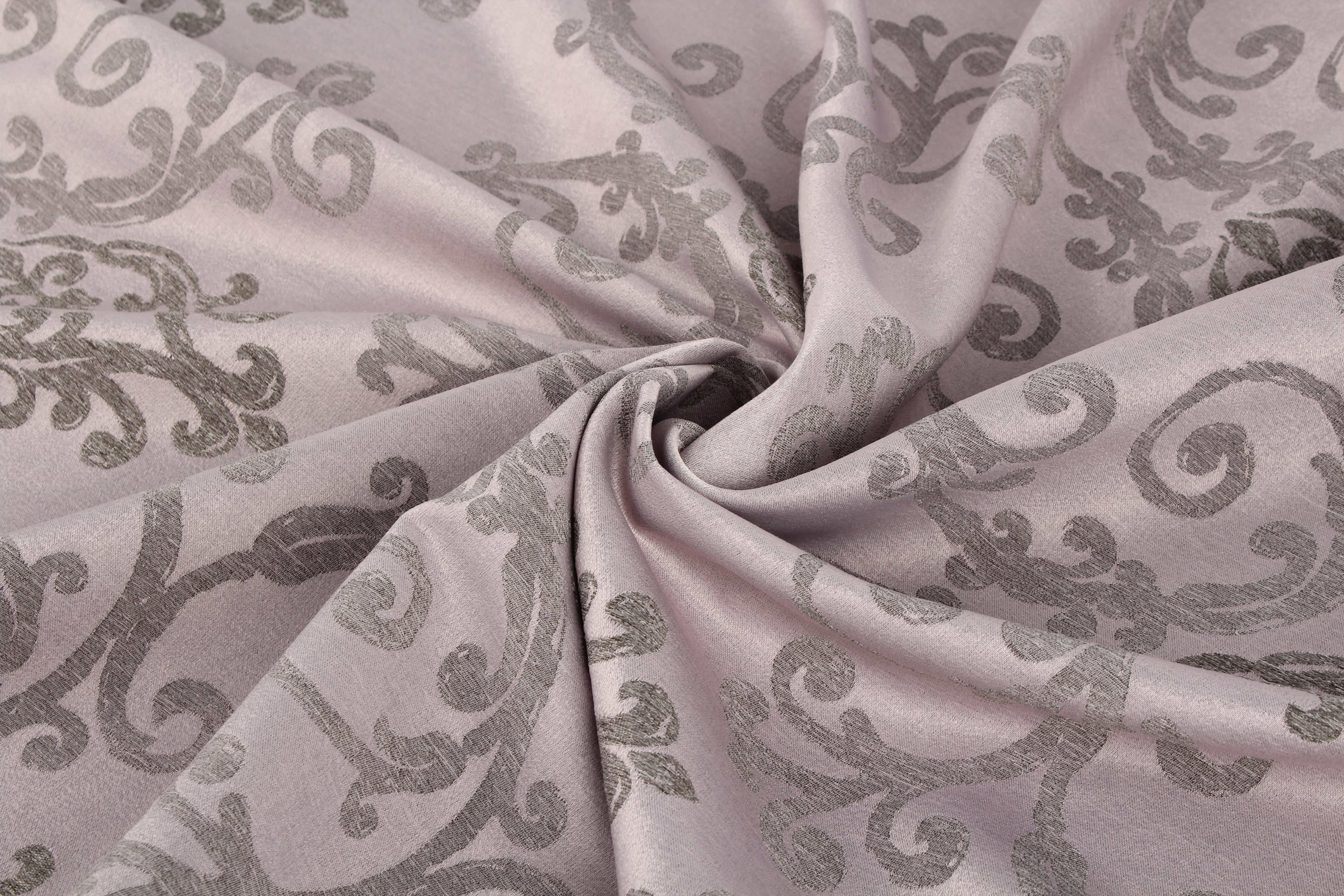 Купить Ткани TexRepublic, Материал Жаккард Provence Цвет: Сиреневый, Турция