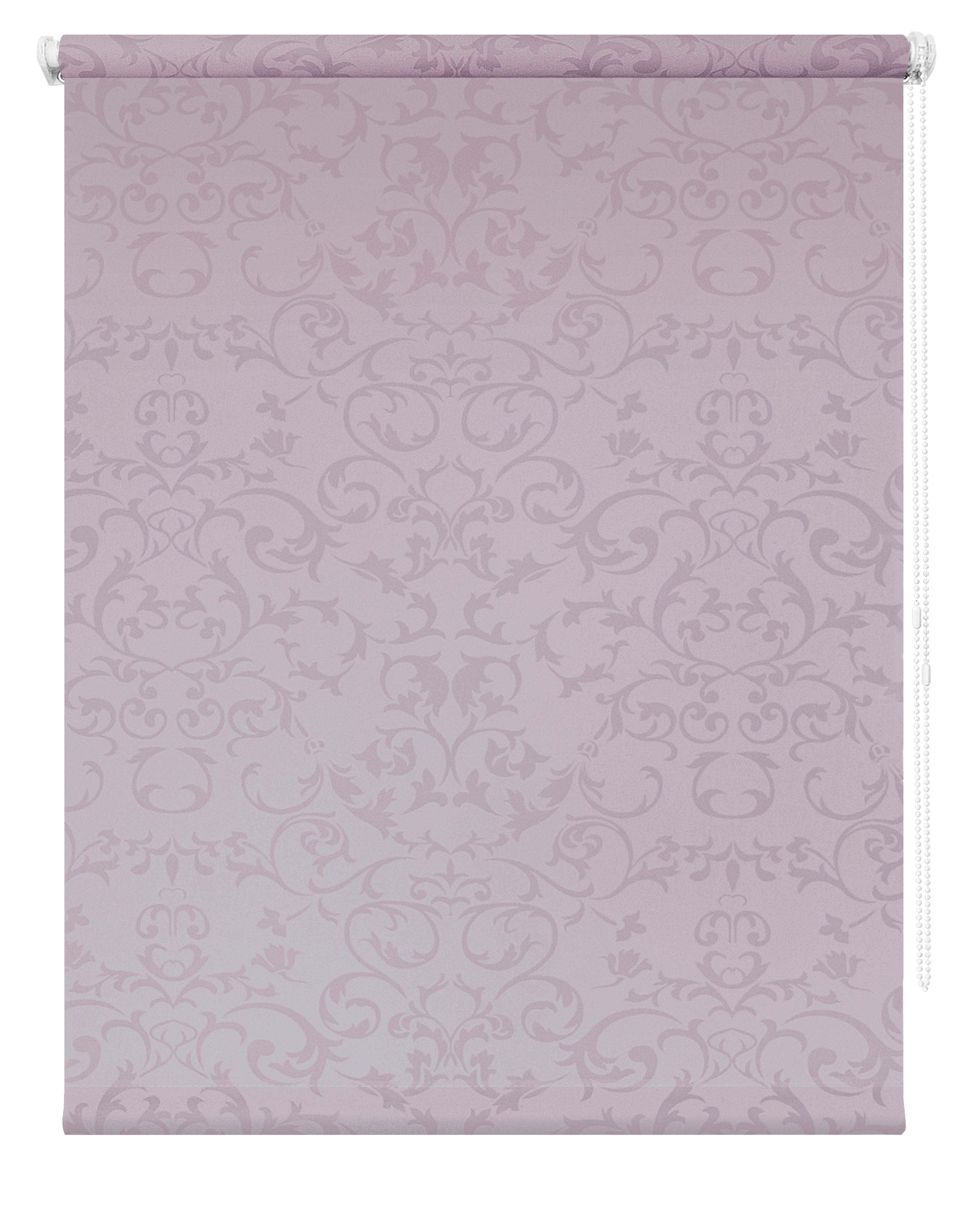 Рулонные шторы Hillary Цвет: Сиреневый фото