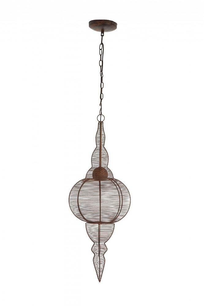 Купить Настенно-потолочные светильники ARTEVALUCE, Светильник потолочный Deforest (33х86 см), Китай, Коричневый, Металл