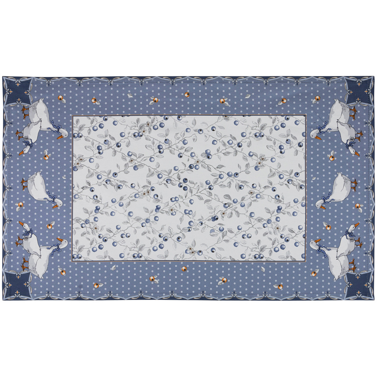 Полотенца Santalino Кухонное полотенце Chrysanta (40х70 см) полотенце кухонное махровое виноград 38х63 см печатное