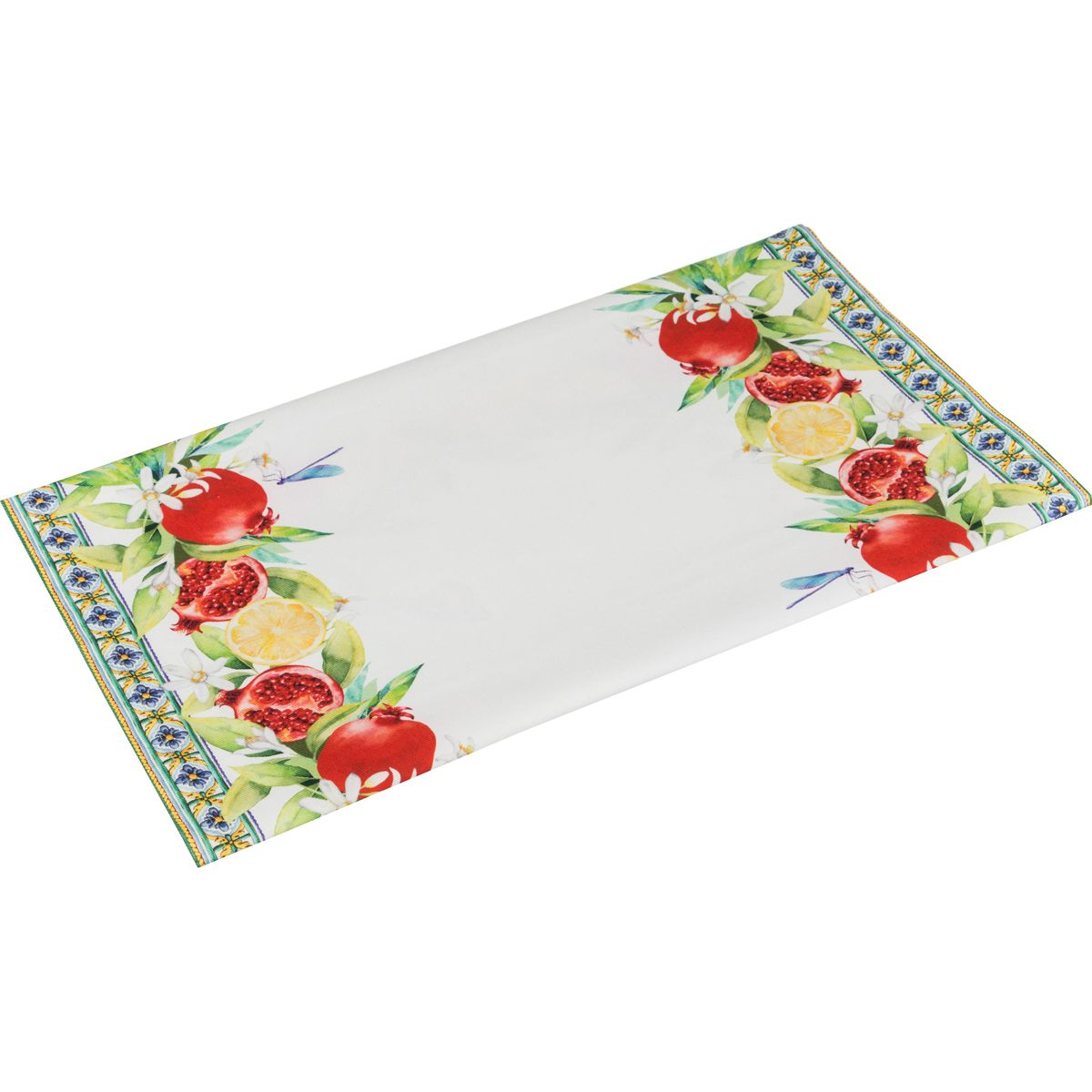 Купить Полотенца Santalino, Кухонное Полотенце Jezebel (40х70 см), Китай, Белый, Зеленый, Красный, Твил