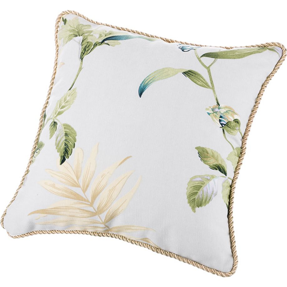 Декоративные подушки Santalino Декоративная подушка Тиффани Цвет: Голубой (40х40)