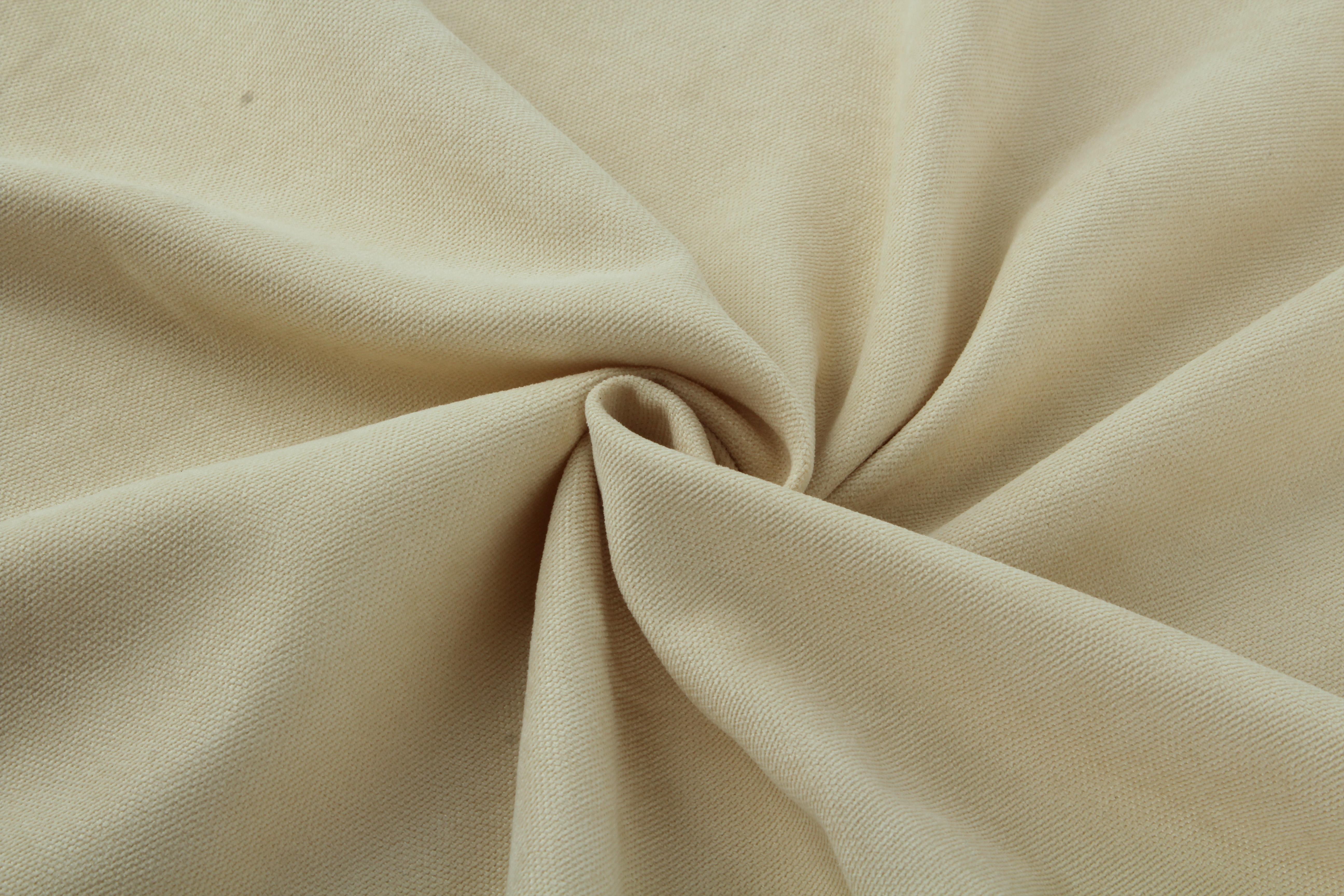Купить Ткани TexRepublic, Материал Портьерная ткань Beautiful Цвет: Молочный, Турция, Белый