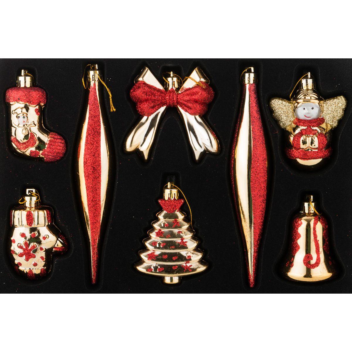 Изделие декоративное Кладовая Деда Мороза (8 шт) Lefard lfr407476