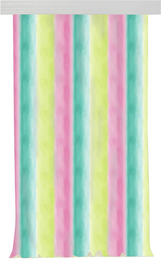 Купить Шторы Apolena, Классические шторы Sun Beam, Россия-Турция, Желтый, Зеленый, Розовый, Портьерная ткань