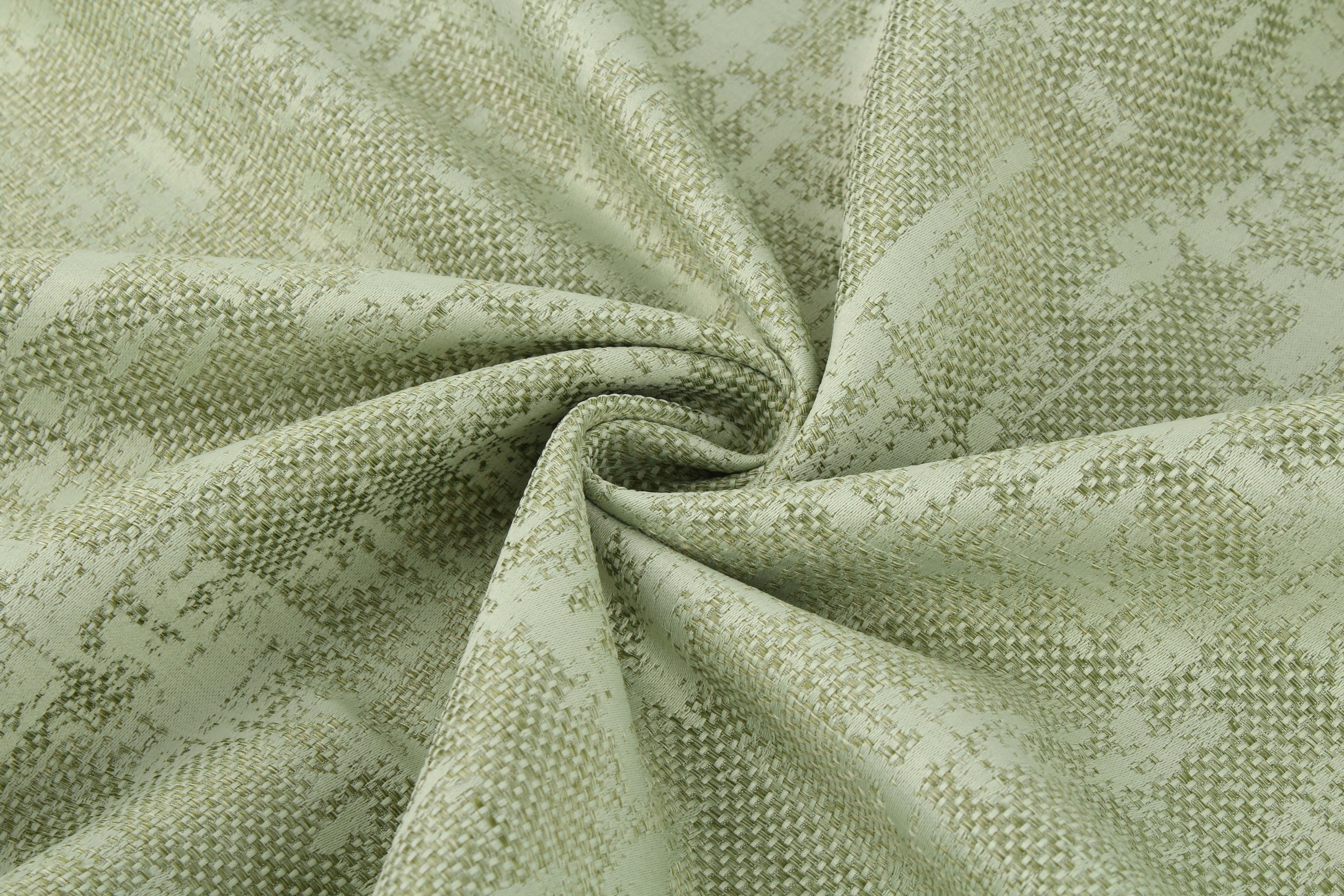 Купить Ткани TexRepublic, Материал Жаккард Japanese Motive Цвет: Салатовый, Турция, Зеленый