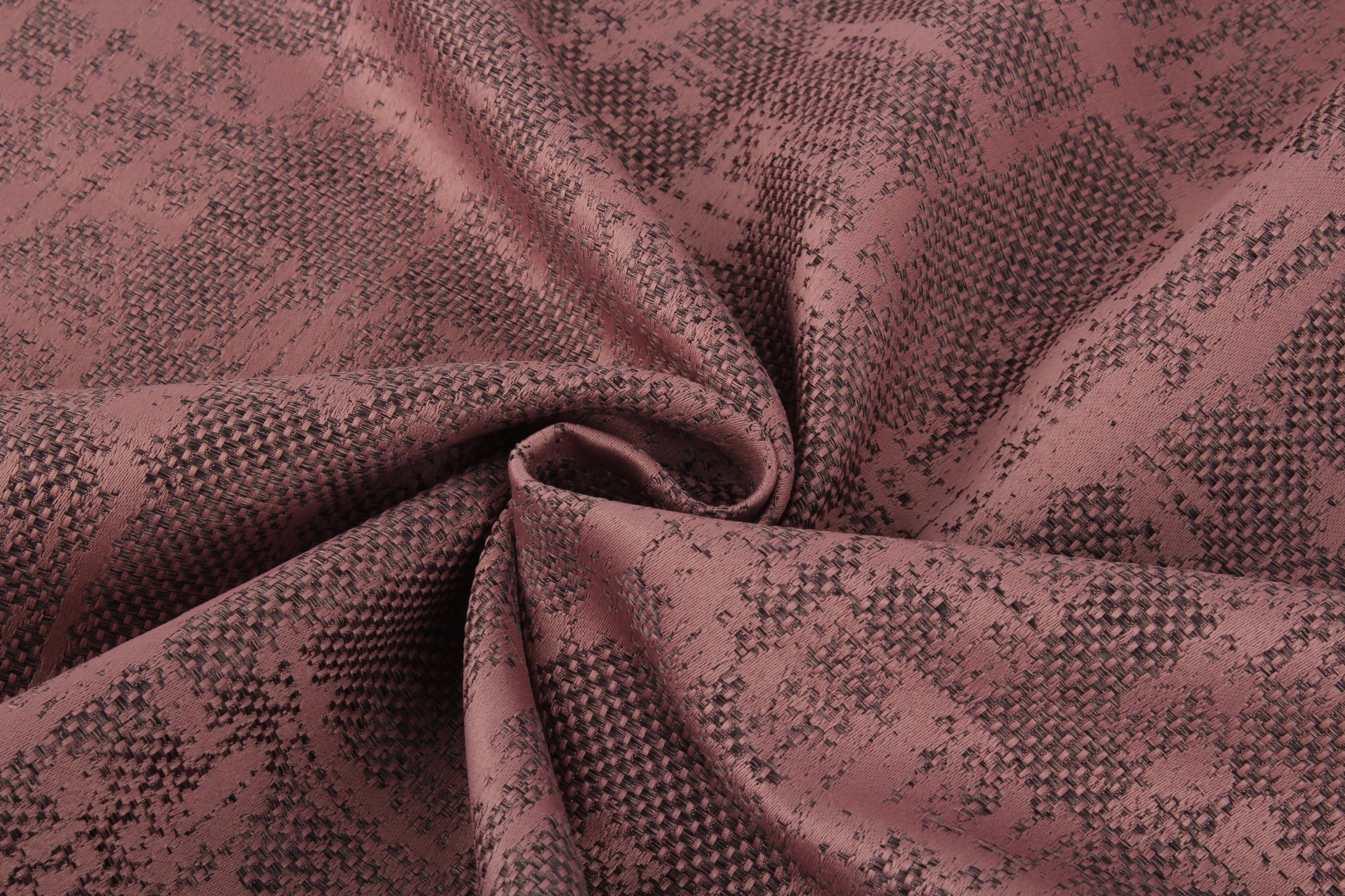 Купить Ткани TexRepublic, Материал Жаккард Japanese Motive Цвет: Брусника, Турция, Бордовый