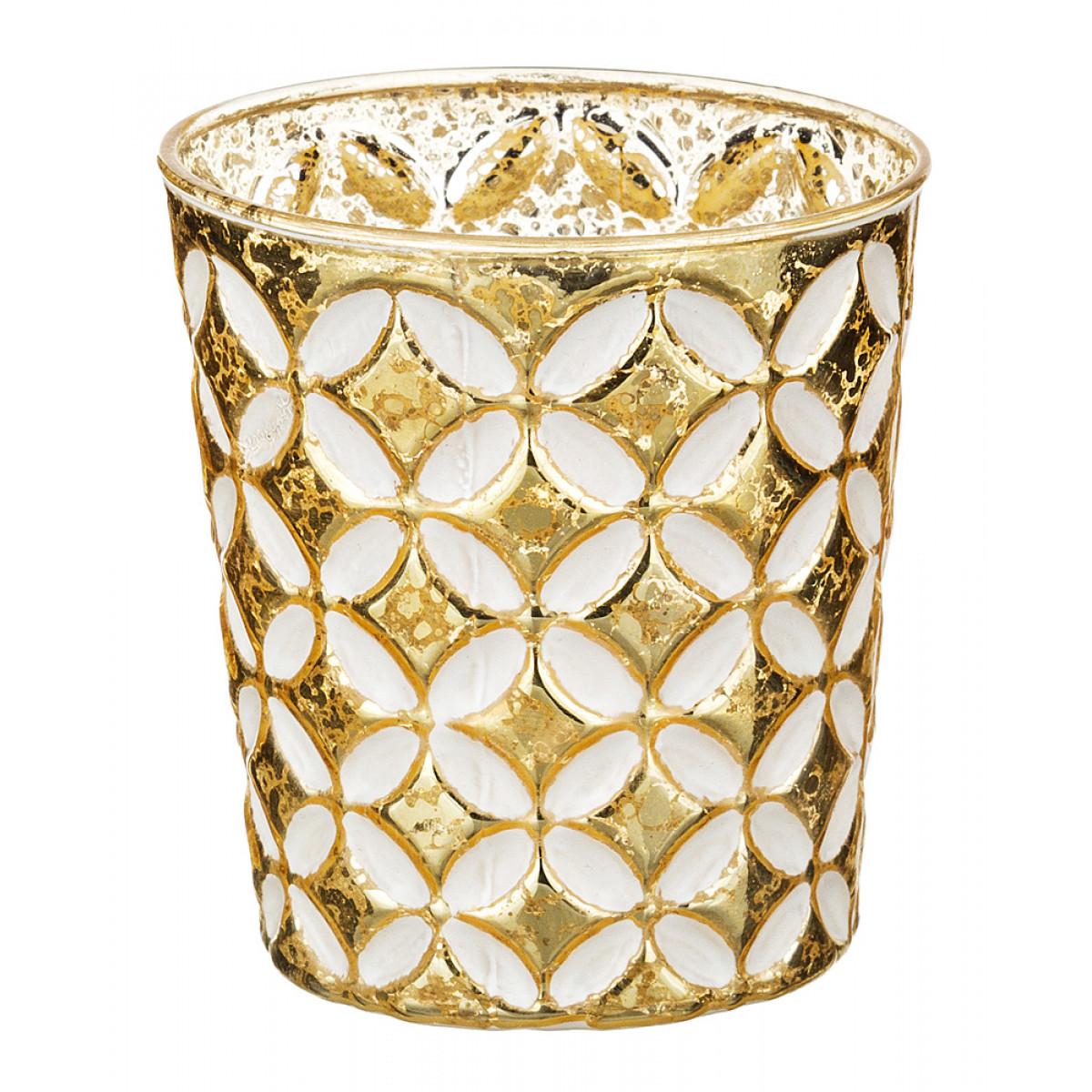 Декоративные свечи Arti-M Свеча-подсвечник Romano (8 см)
