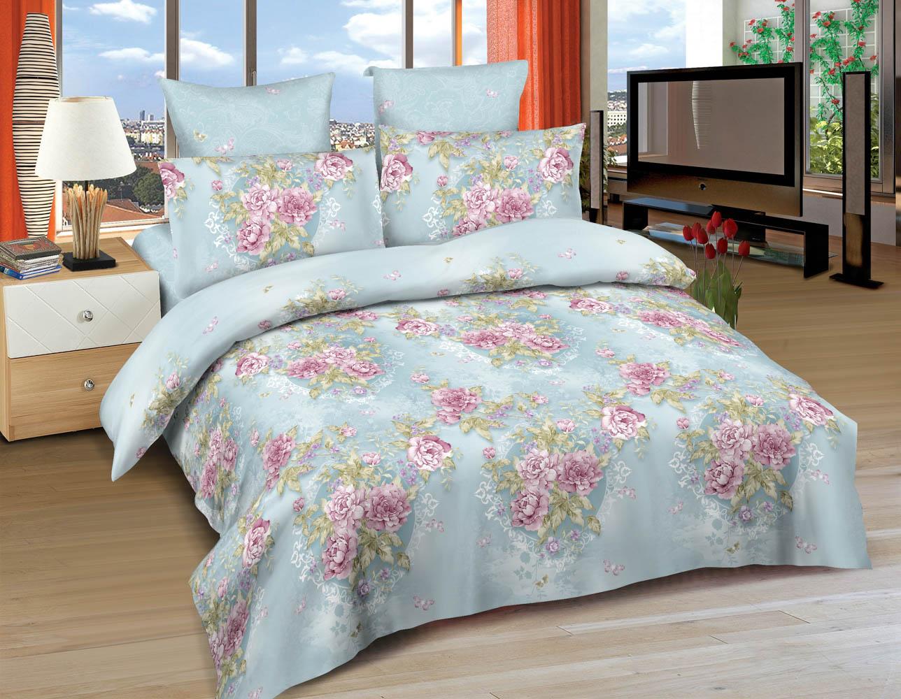 Комплекты постельного белья Amore Mio Постельное белье Verona (2 сп)