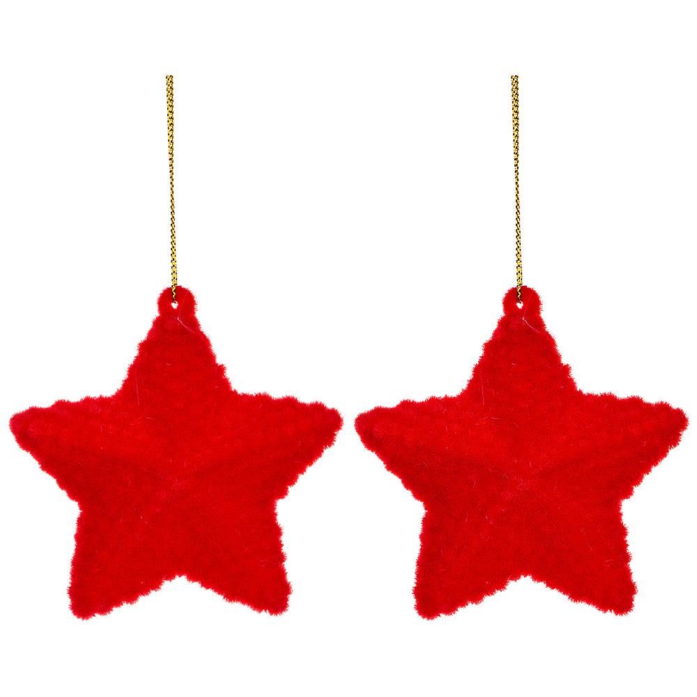 Купить Статуэтки и фигурки Lefard, Изделие декоративное Звезда (8 см - 2 шт), Китай, Пластик
