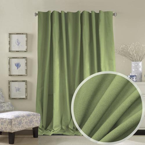 Купить Шторы Amore Mio, Классические шторы Sefa Цвет: Зеленый, Китай, Портьерная ткань