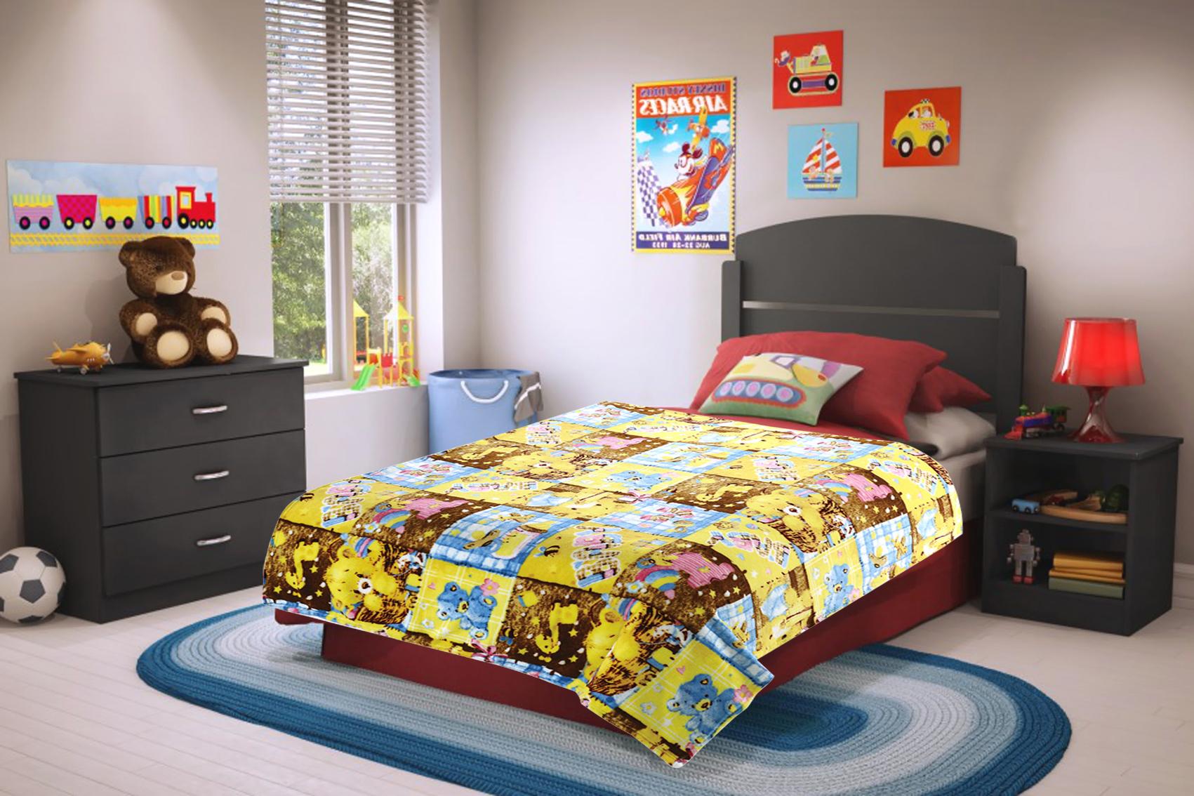 Купить Покрывала, подушки, одеяла для малышей TexRepublic, Детский плед Laidey (110х140 см), Китай, Микрофибра