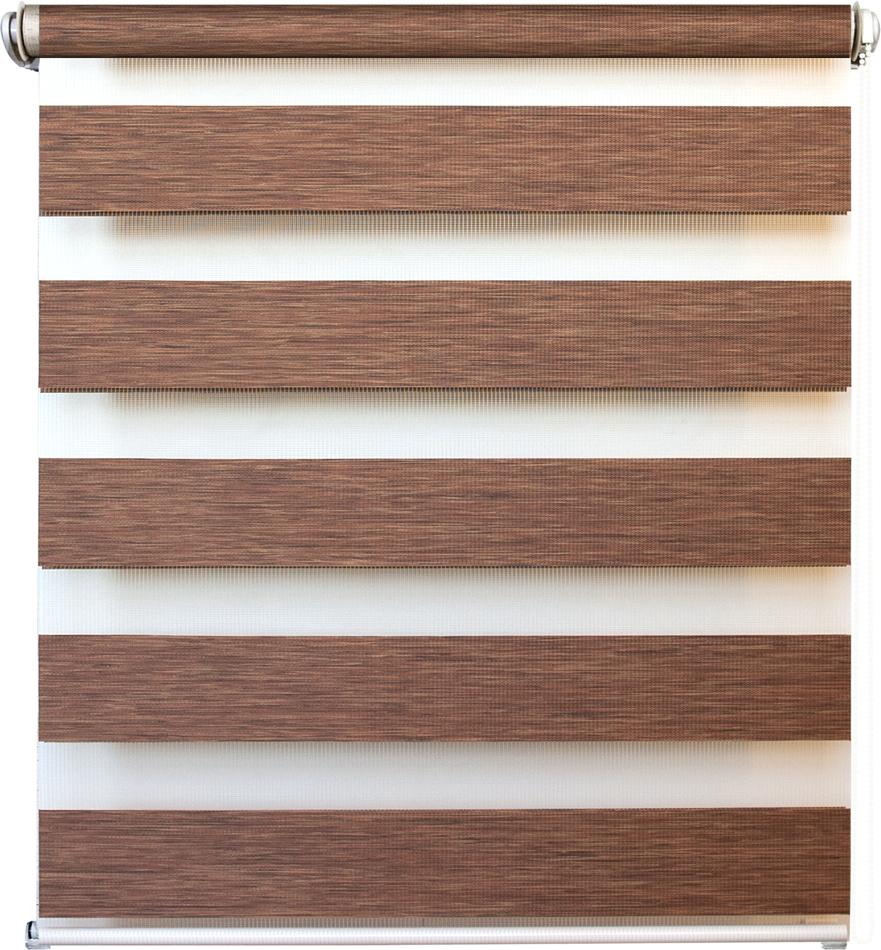 Рулонные шторы Alford Цвет: Коричневый