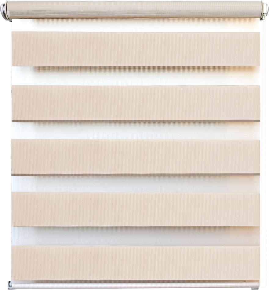 Рулонные шторы Kev Цвет: Светло-Бежевый