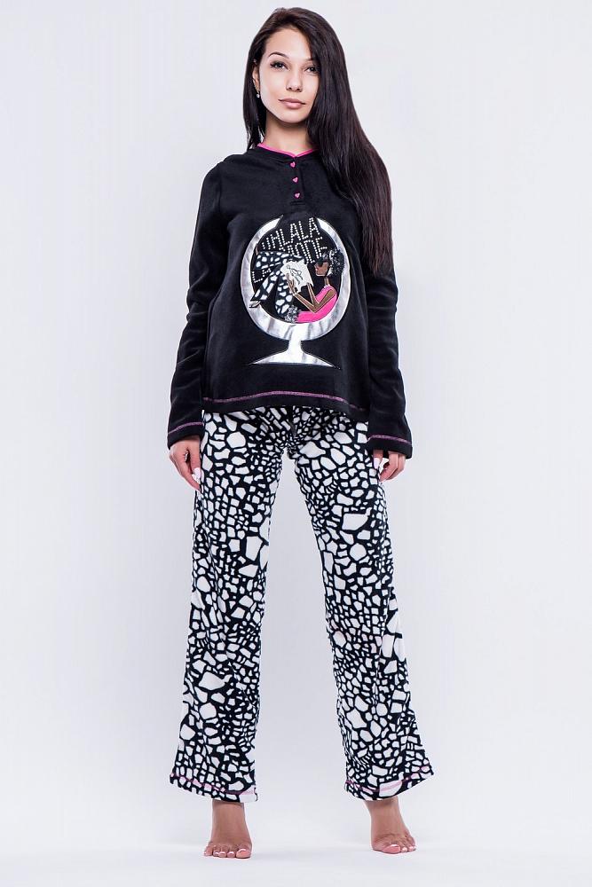 Пижама Sharyn Цвет: Чёрный (48).