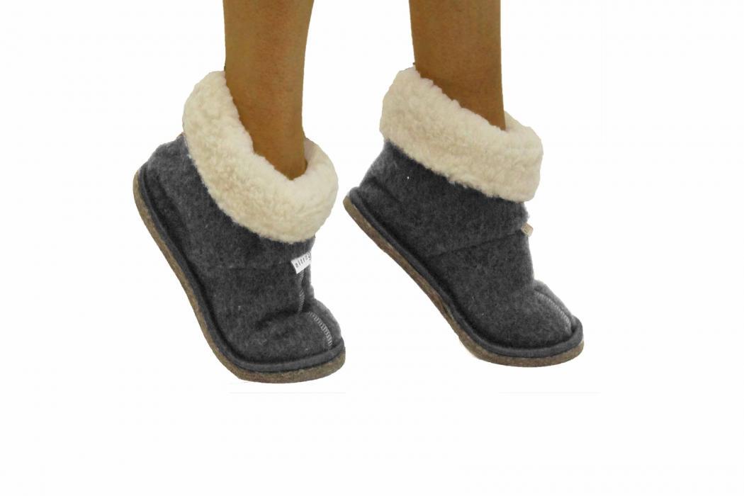 Обувь для дома Рastell Цвет: Серый (38-39) ALTRO lek331209