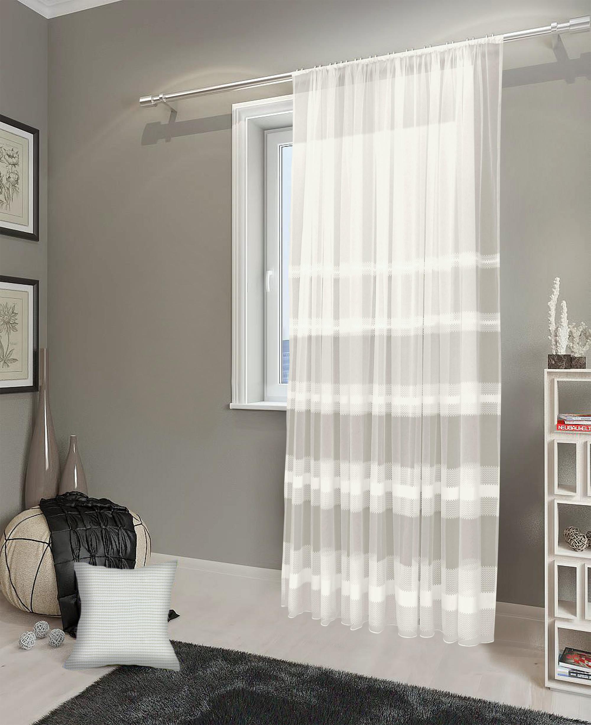Классические шторы Sharon