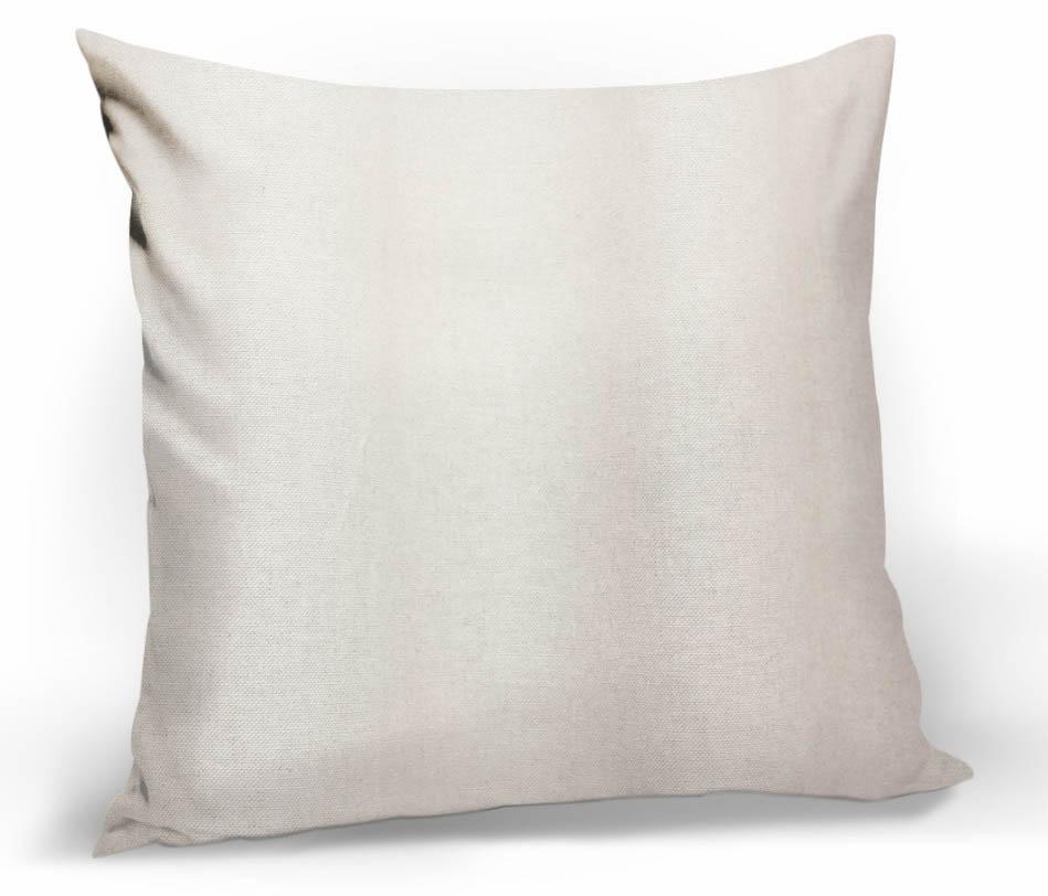Купить Декоративные подушки Kauffort, Декоративная подушка Liso (40х40), Россия, Белый, Поликоттон