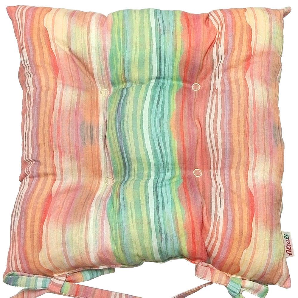 Купить Декоративные подушки Apolena, Подушка на стул Болеро (40х40), Россия-Турция, Поликоттон