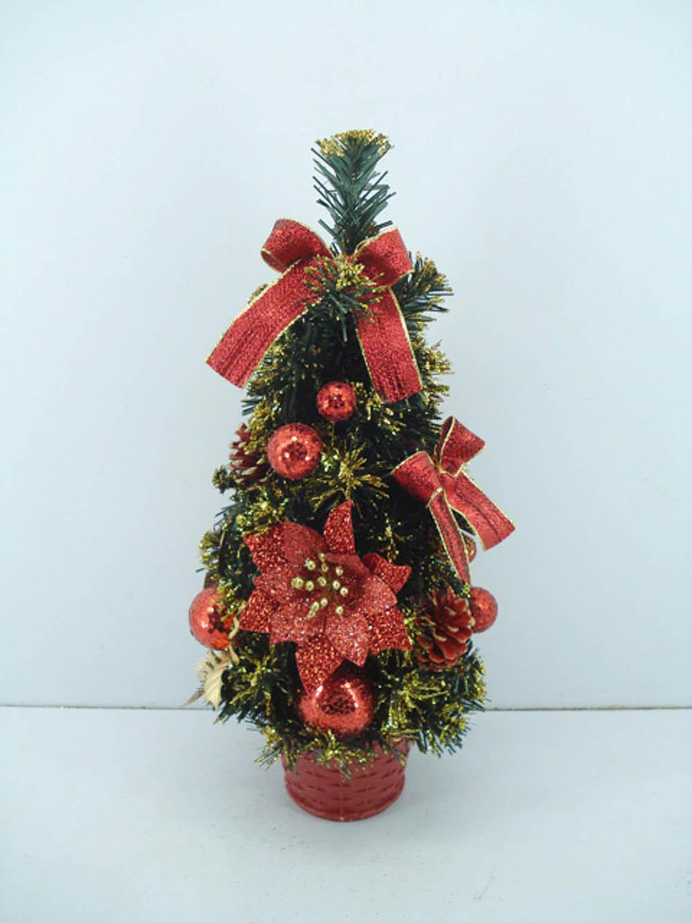 Искусственные растения Monte Christmas Ель новогодняя Ayana (40 см) ель royal christmas sonora hook on tree 180 см 942180