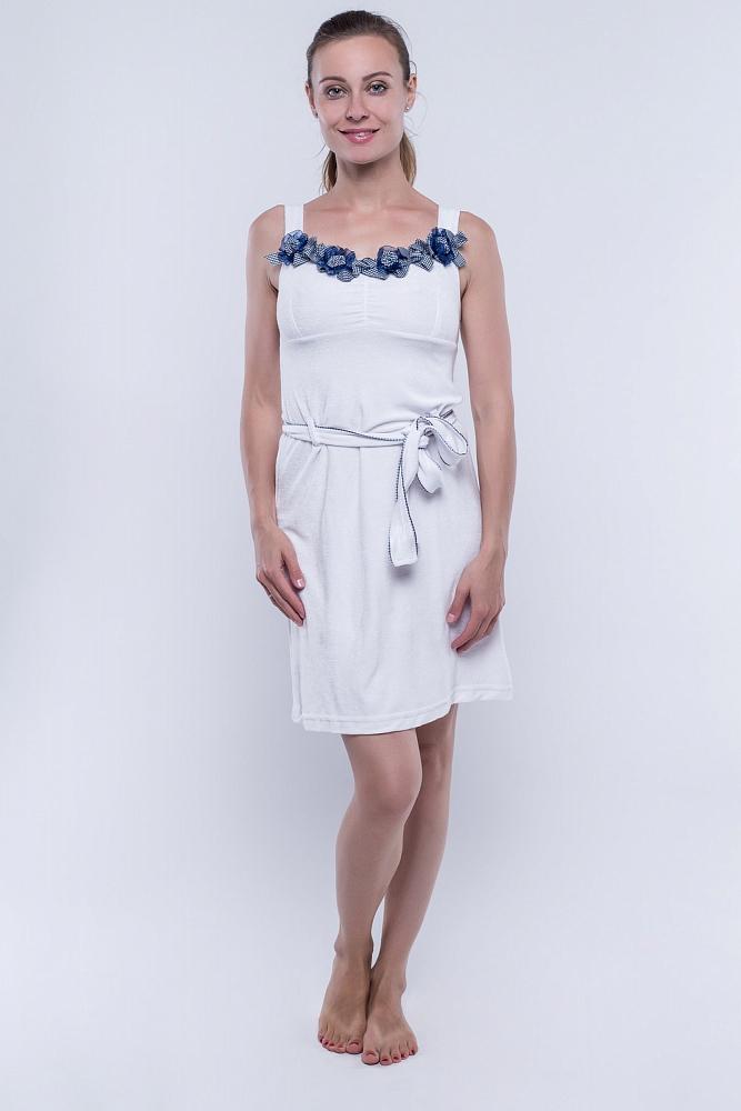 Сарафан Sherley Цвет: Белый (44).