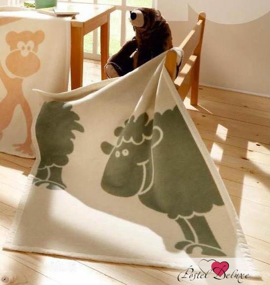 Купить Покрывала, подушки, одеяла для малышей Bocasa, Детский плед Schaf (75х100 см), Германия, Красный, Хлопковый флис