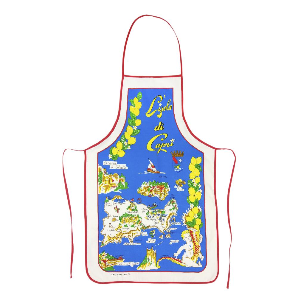 Рукавицы, прихватки, фартуки Arloni Фартук Capri (Стандартный) фартук arloni arloni mp002xu00uay