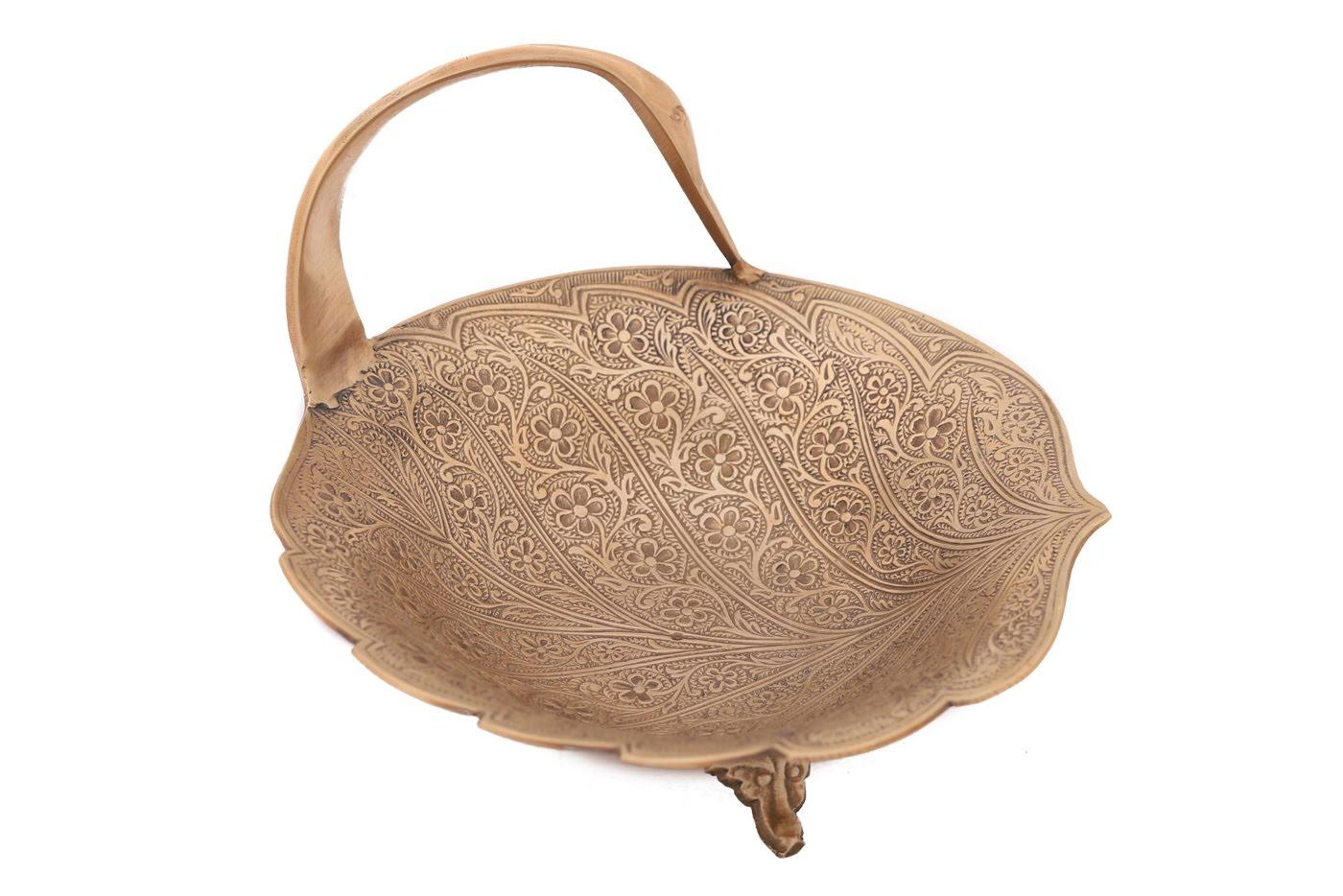 Купить Вазы Ганг, Ваза Лебедь Цвет: Золотой (10х17х18 см - 2 шт), Индия, Латунь