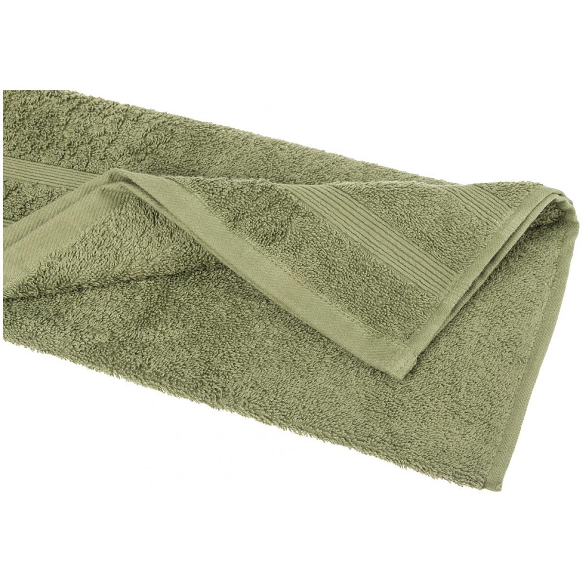Купить Полотенца Santalino, Полотенце Malandra (40х70 см), Пакистан, Зеленый, Махра