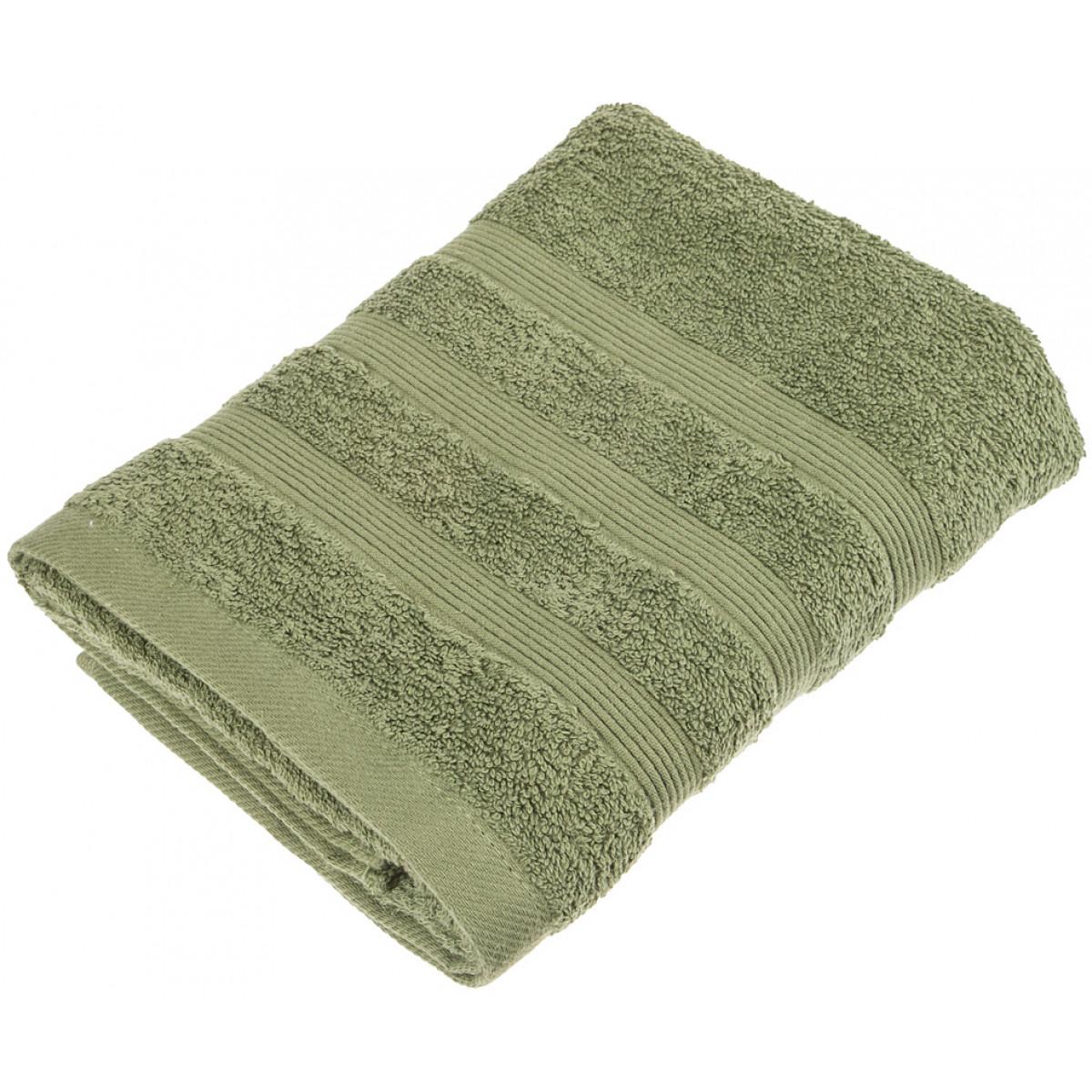 Купить Полотенца Santalino, Полотенце Michah (50х90 см), Пакистан, Зеленый, Махра