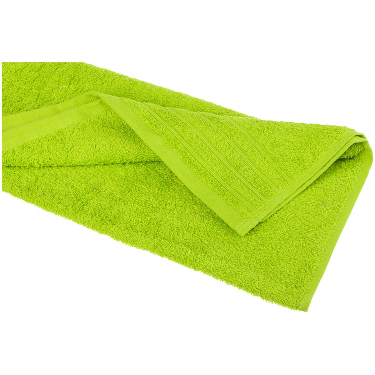 Купить Полотенца Santalino, Полотенце Jesimiel (40х70 см), Пакистан, Зеленый, Махра