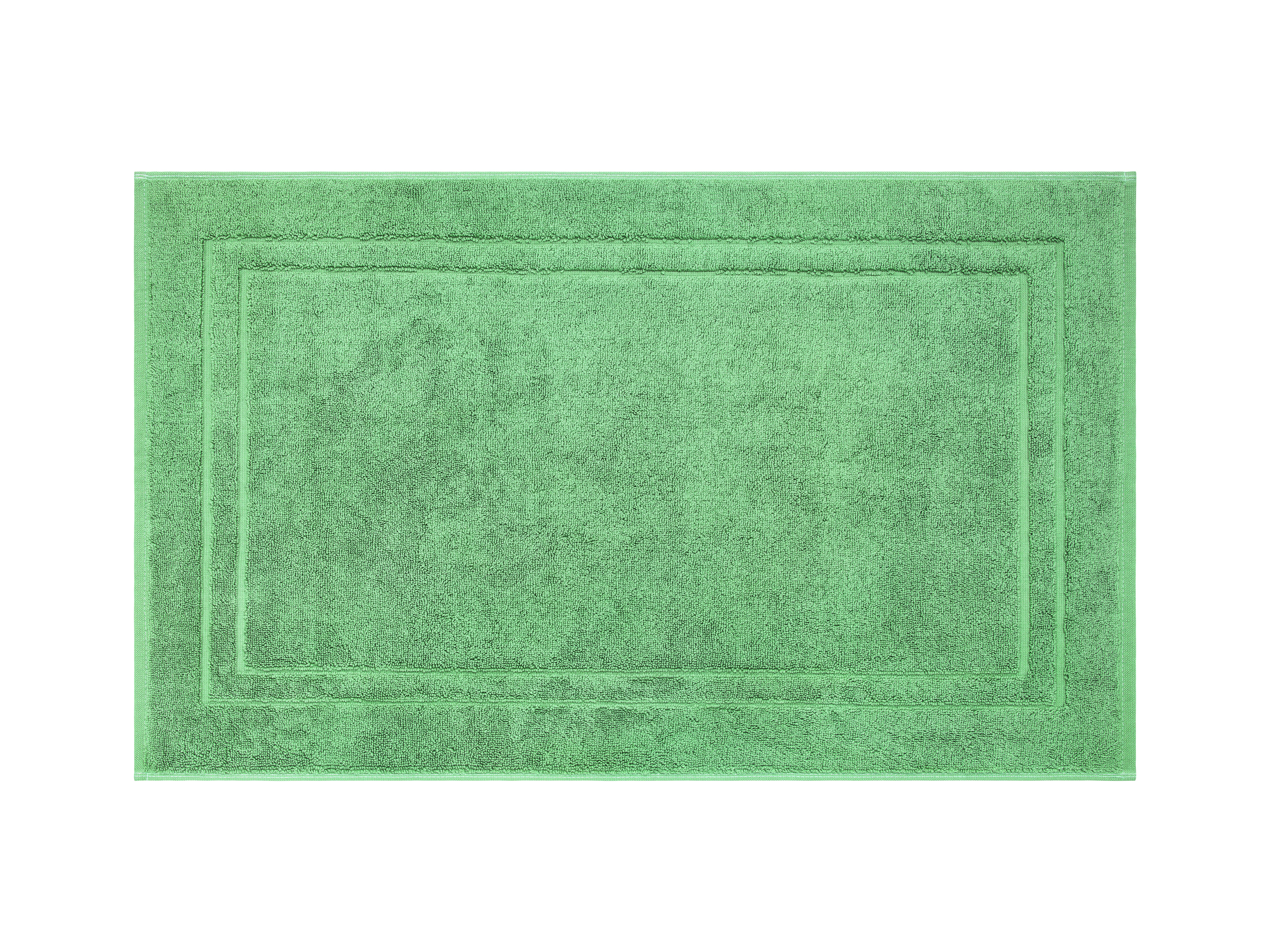 Коврики для ванной и туалета ESTIA Коврик для ванной Эспозито Цвет: Зеленый (50х80 см) коврик для ванной white fox relax газон цвет зеленый 50 х 70 см
