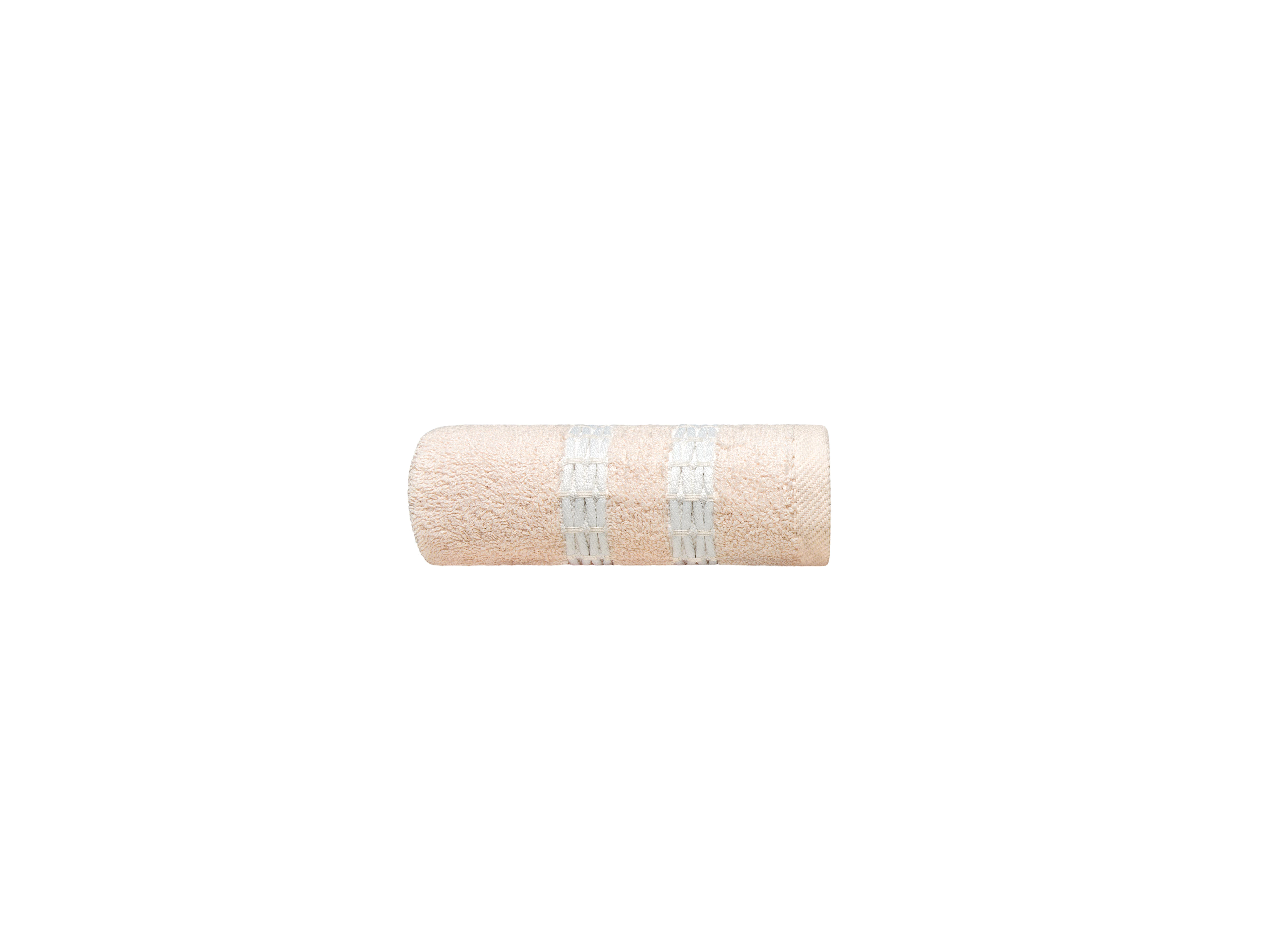 Купить Полотенца ESTIA, Полотенце Филоменто Цвет: Экрю (40х60 см), Греция, Махра