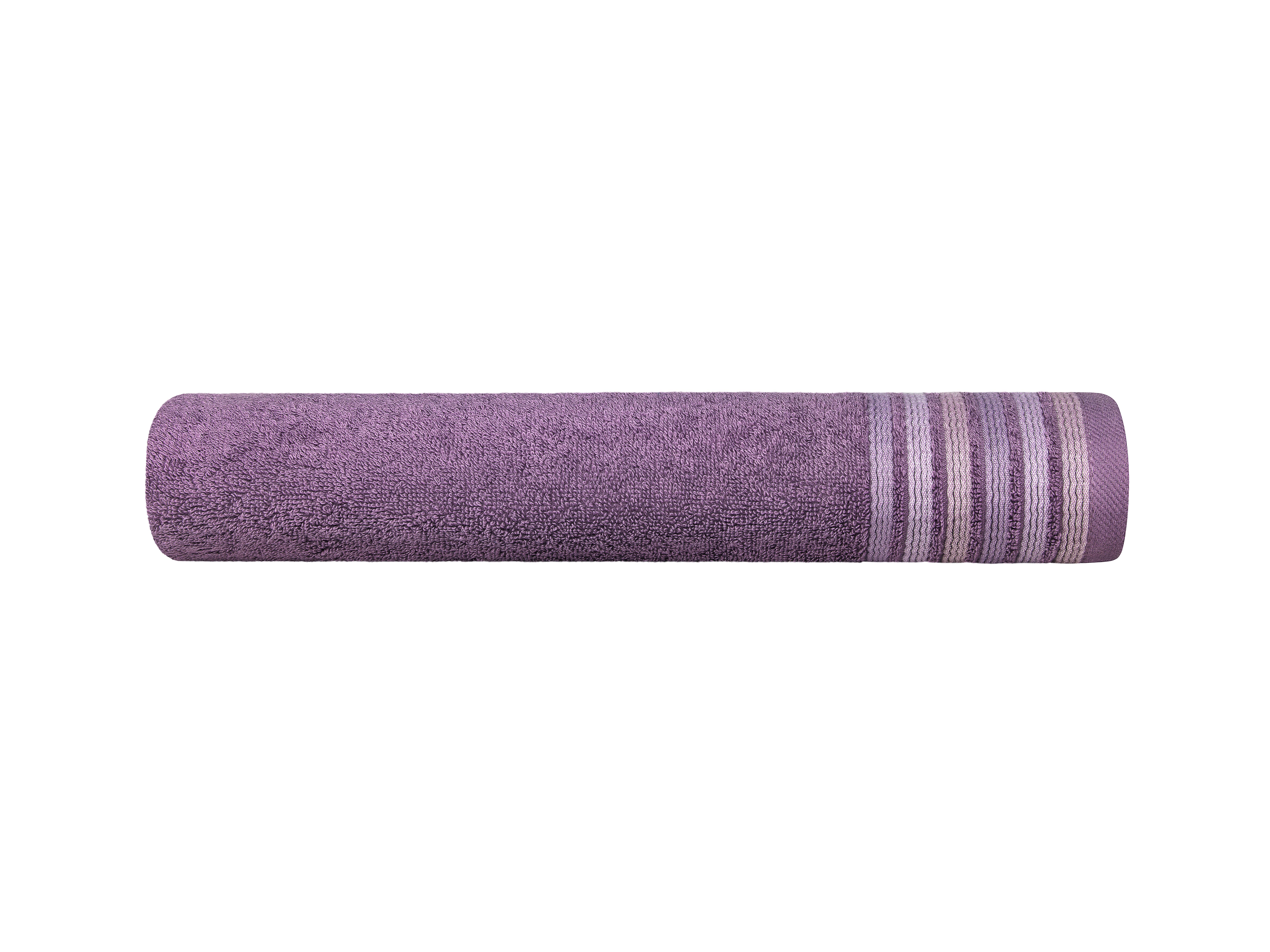 где купить Полотенца ESTIA Полотенце Эспозито Цвет: Лавандовый (70х140 см) по лучшей цене