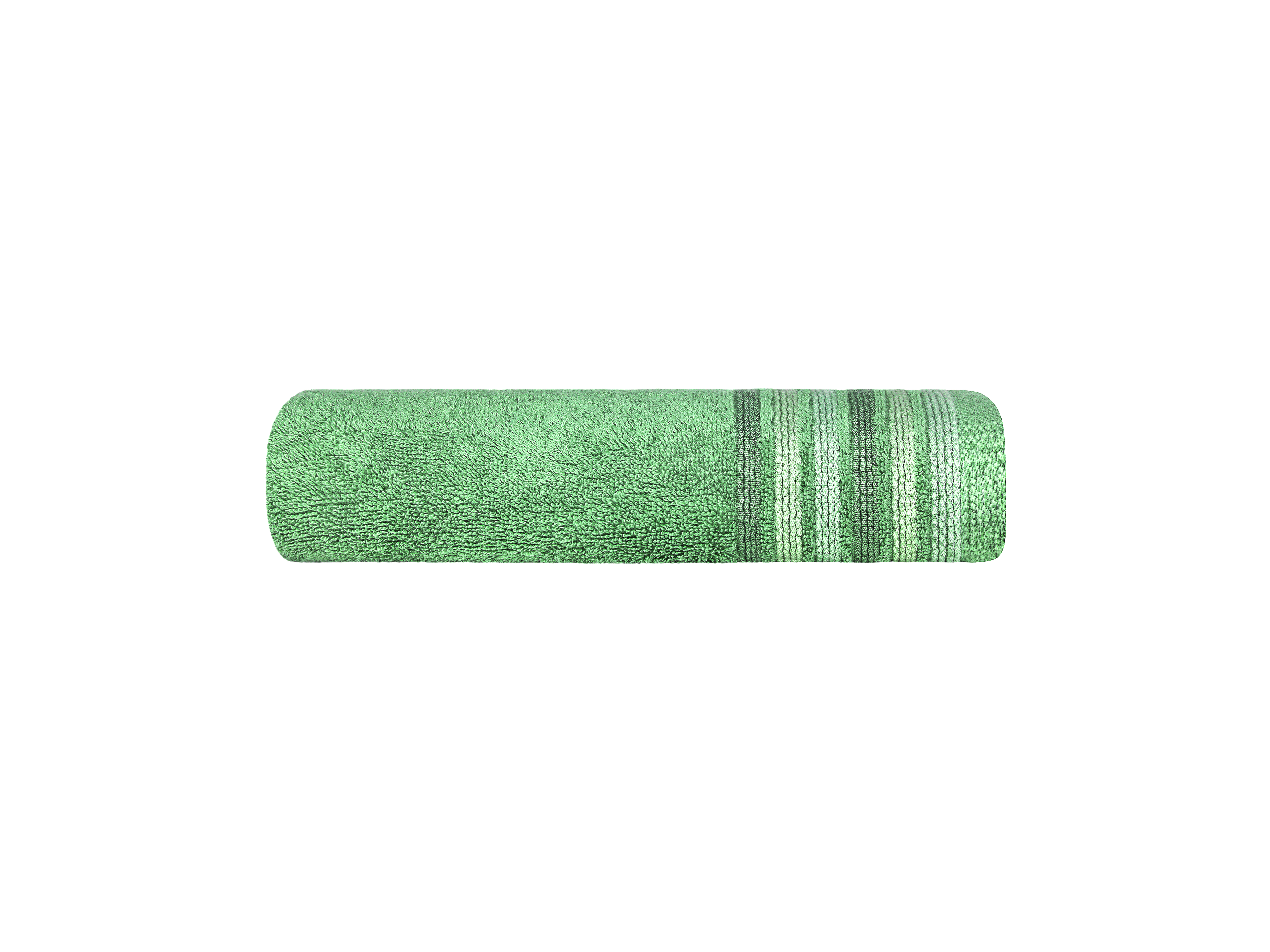 Купить Полотенца ESTIA, Полотенце Эспозито Цвет: Зеленый (50х100 см), Греция, Махра