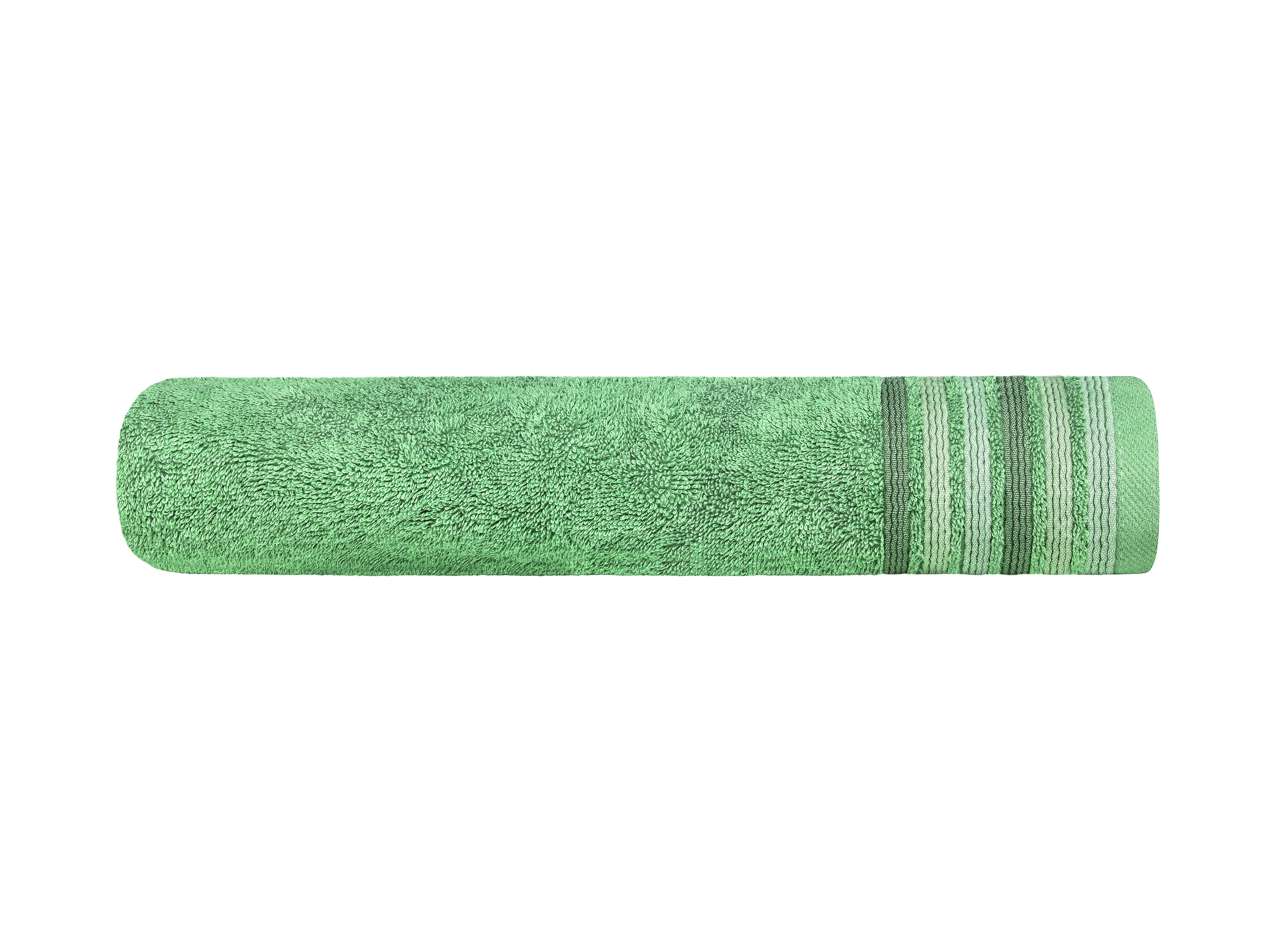 где купить Полотенца ESTIA Полотенце Эспозито Цвет: Зеленый (70х140 см) по лучшей цене