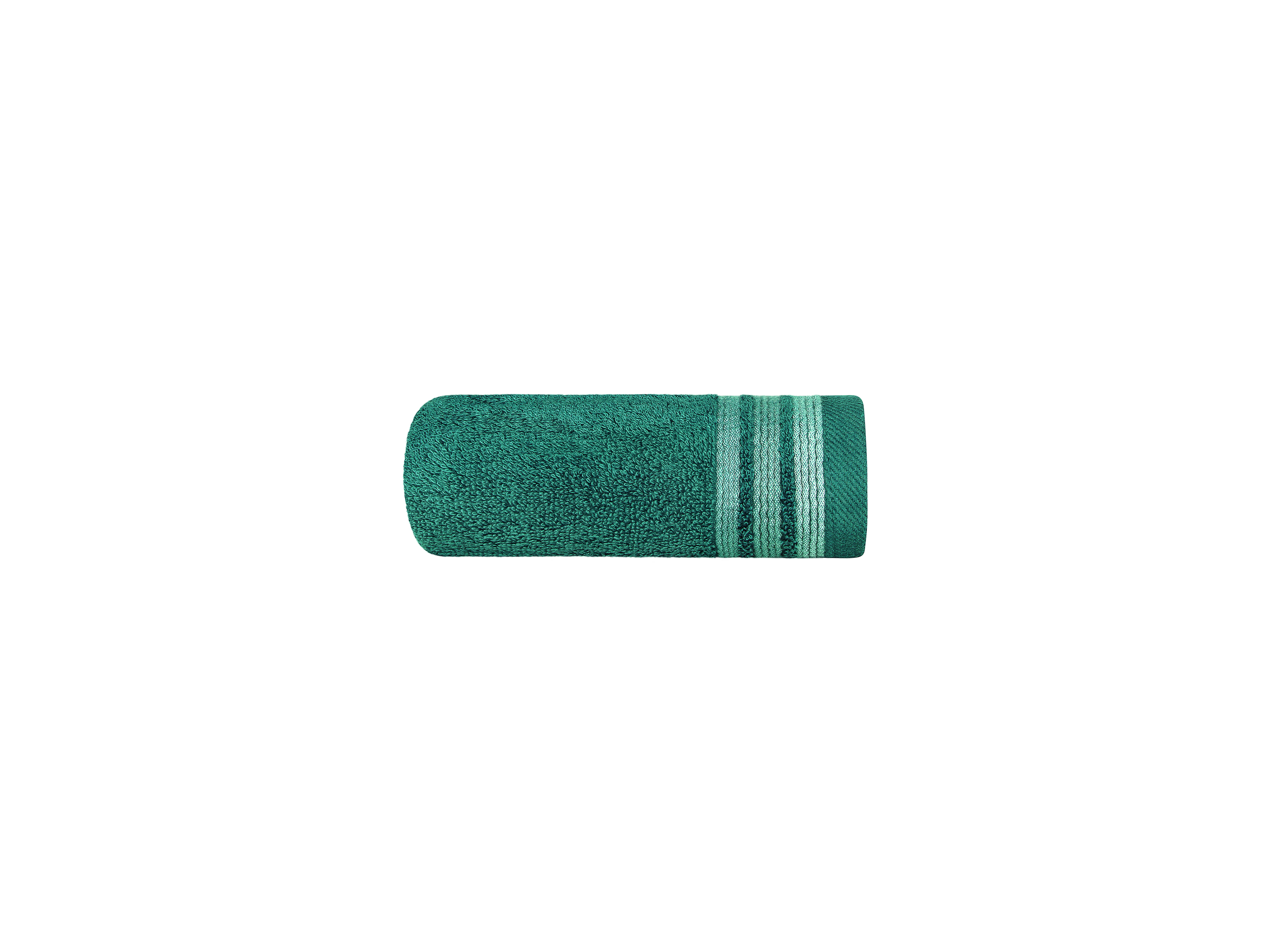 Купить Полотенца ESTIA, Полотенце Эспозито Цвет: Аква (40х60 см), Греция, Зеленый, Махра