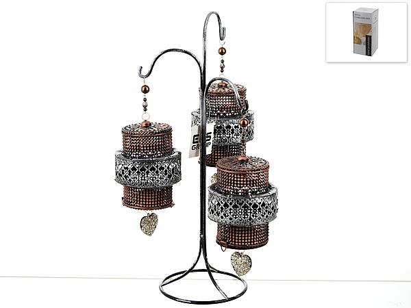 Купить со скидкой Декоративные свечи ENS GROUP