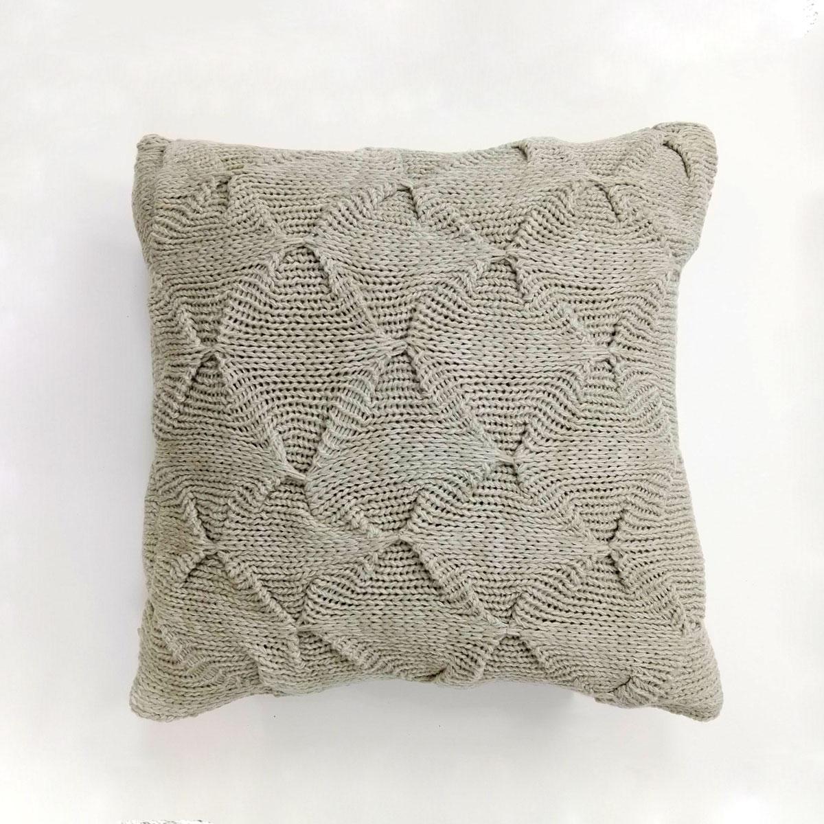 Купить Декоративные подушки Arya, Декоративная наволочка Funda (45х45), Турция, Вязаный акрил