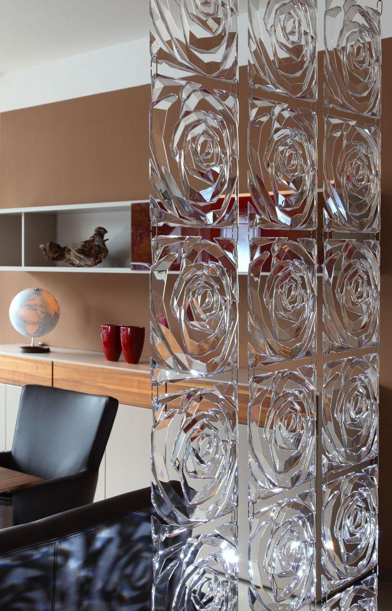 Купить Ширмы Koziol, Декоративная панель Kaylee Цвет: Белый (27х27 см), Германия, Пластик