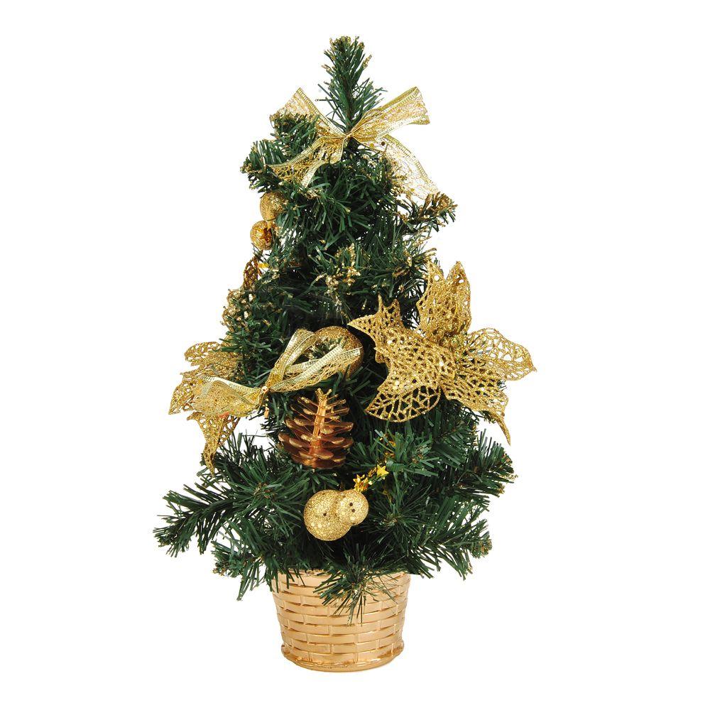 Искусственные растения Monte Christmas Ель новогодняя Zilla (30 см) ель royal christmas sonora hook on tree 180 см 942180