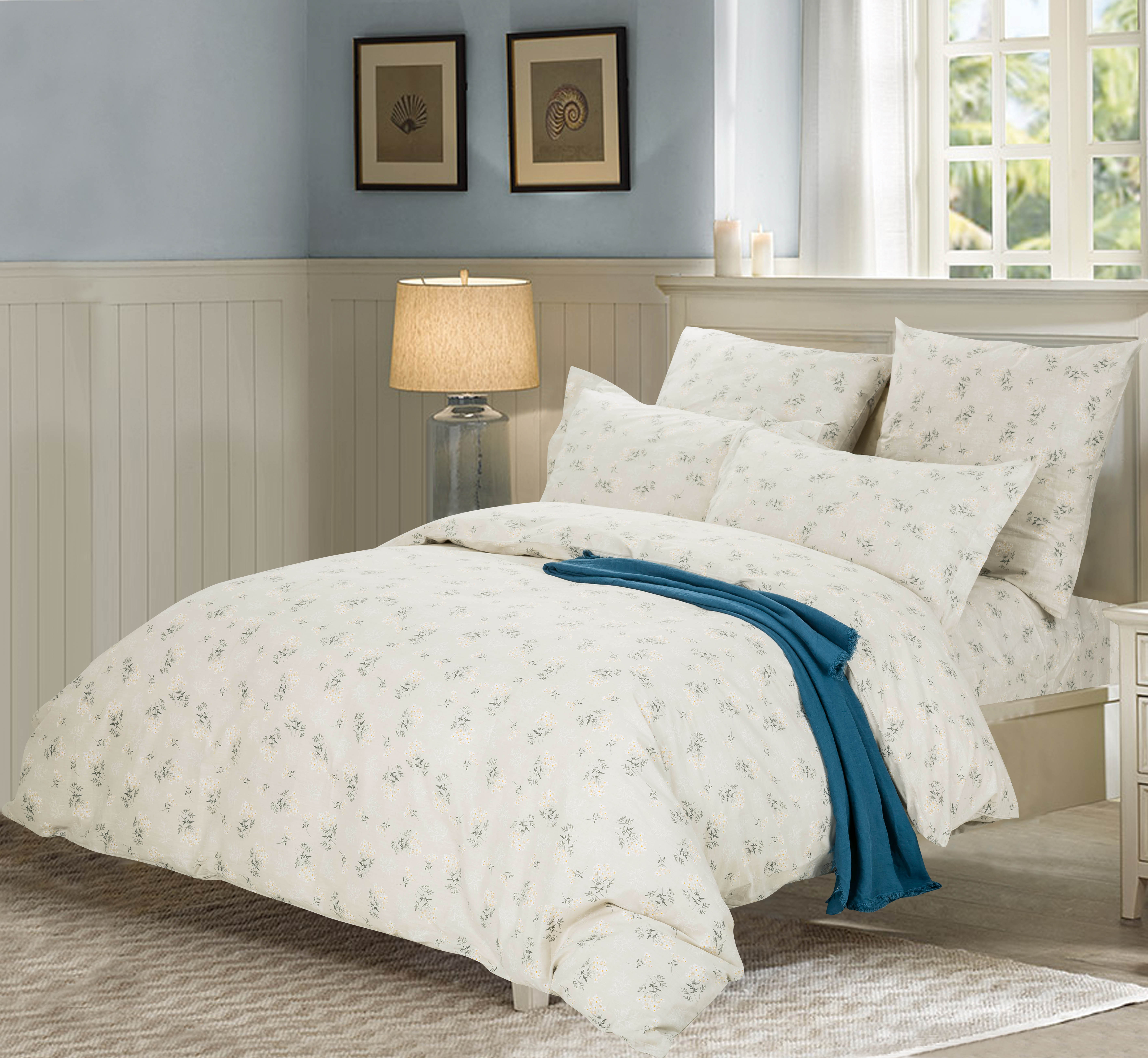 Купить Комплекты постельного белья СайлиД, Постельное белье Home A-181 (2 спал.), Китай, Поплин