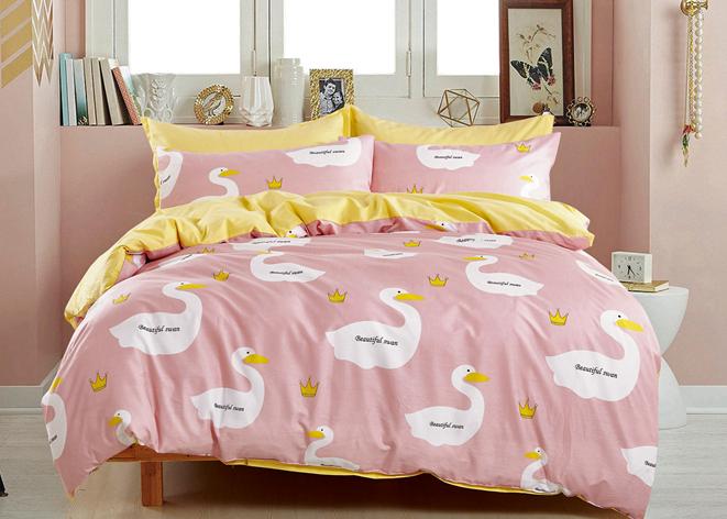 Купить Комплекты постельного белья Dome, Постельное белье Mariel (1, 5 спал.), Дания, Хлопковый сатин