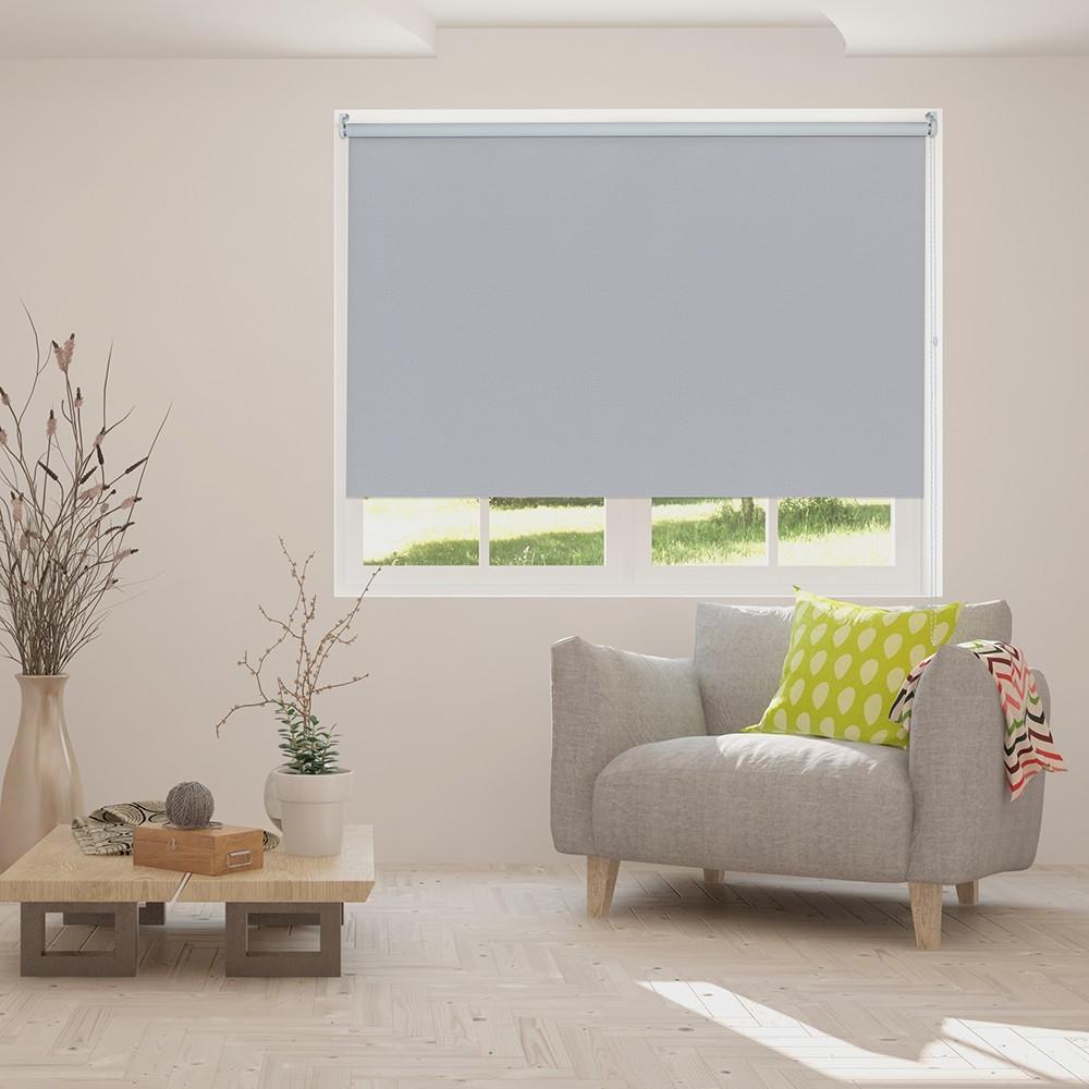 Рулонные шторы Сканди цвет: серый