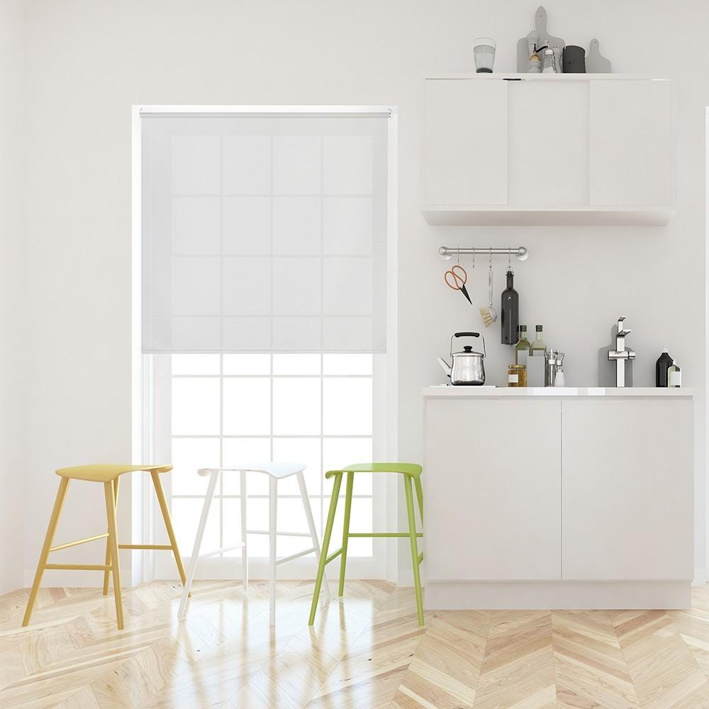 Рулонные шторы Вэил цвет: серый