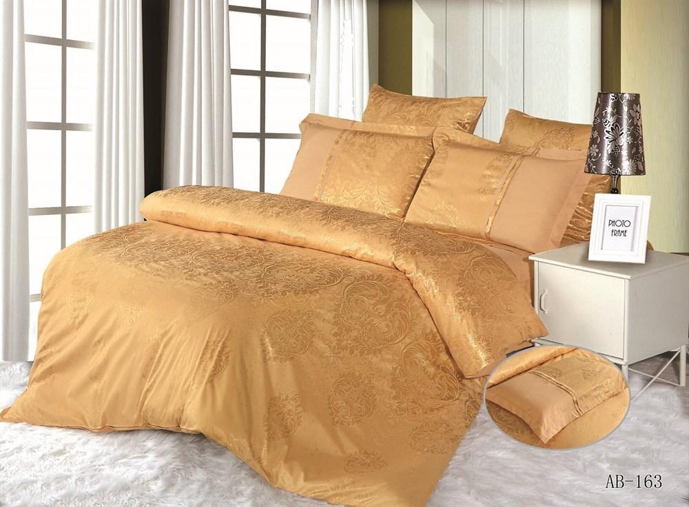 Купить Комплекты постельного белья Arlet, Постельное белье Brandon Цвет: Песочный (2 спал.), Китай, Хлопковый сатин