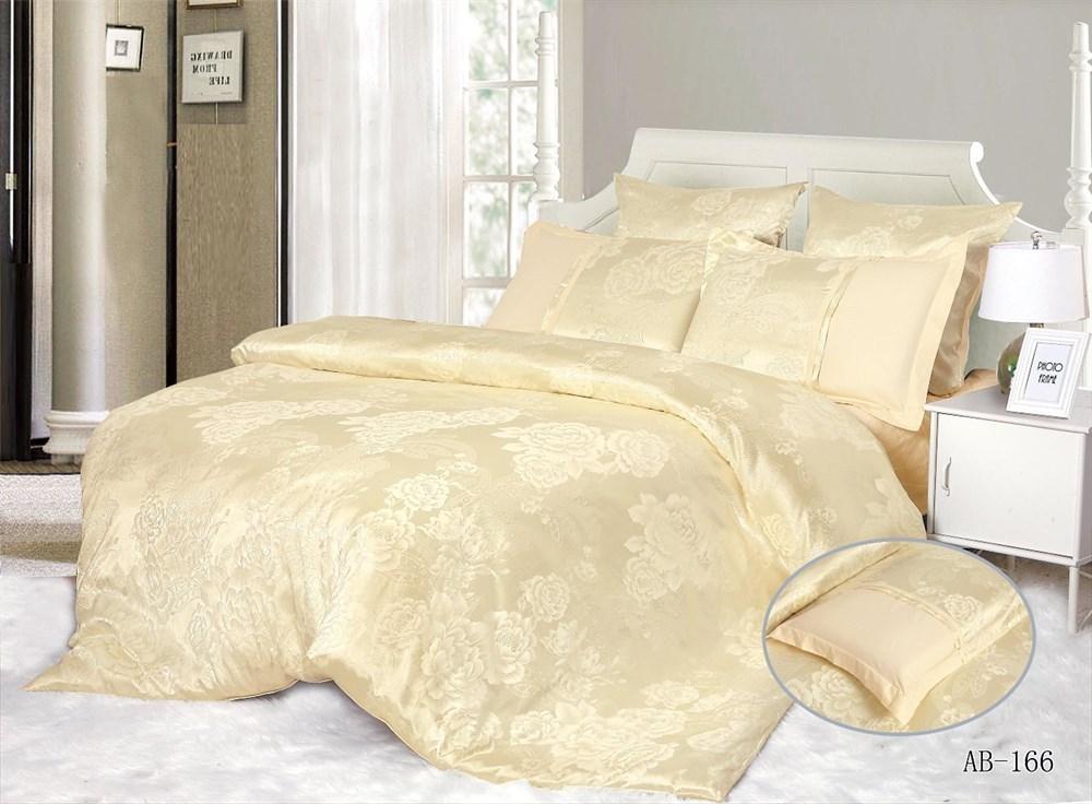 Купить Комплекты постельного белья Arlet, Постельное белье Zophai Цвет: Кремовый (2 спал.), Китай, Хлопковый сатин