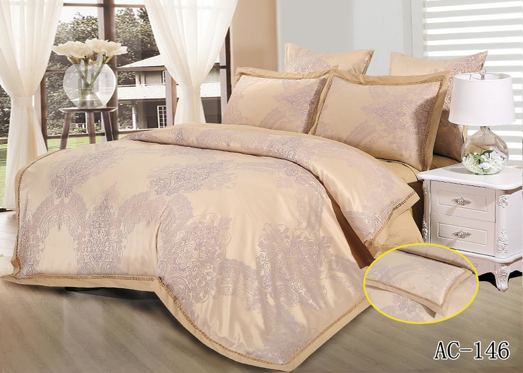 где купить Комплекты постельного белья Arlet Постельное белье Jacqueline (2 спал.) по лучшей цене