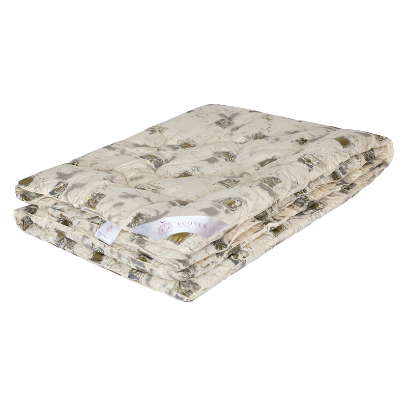 Купить Одеяла EcoTex, Одеяло Арго - Премиум Всесезонное (140х205 см), Россия, Перкаль